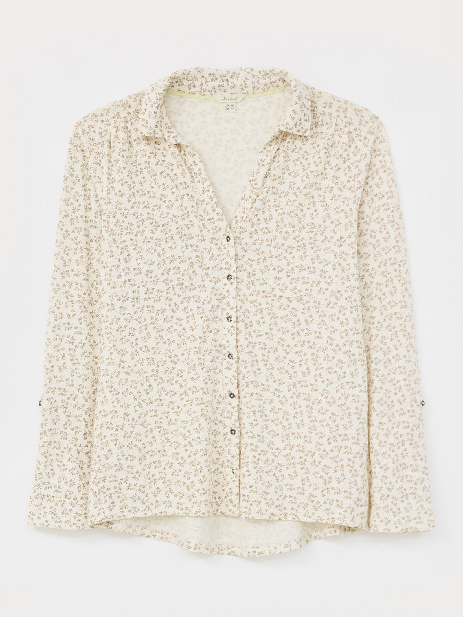 White Stuff | Pocket Jersey Shirt