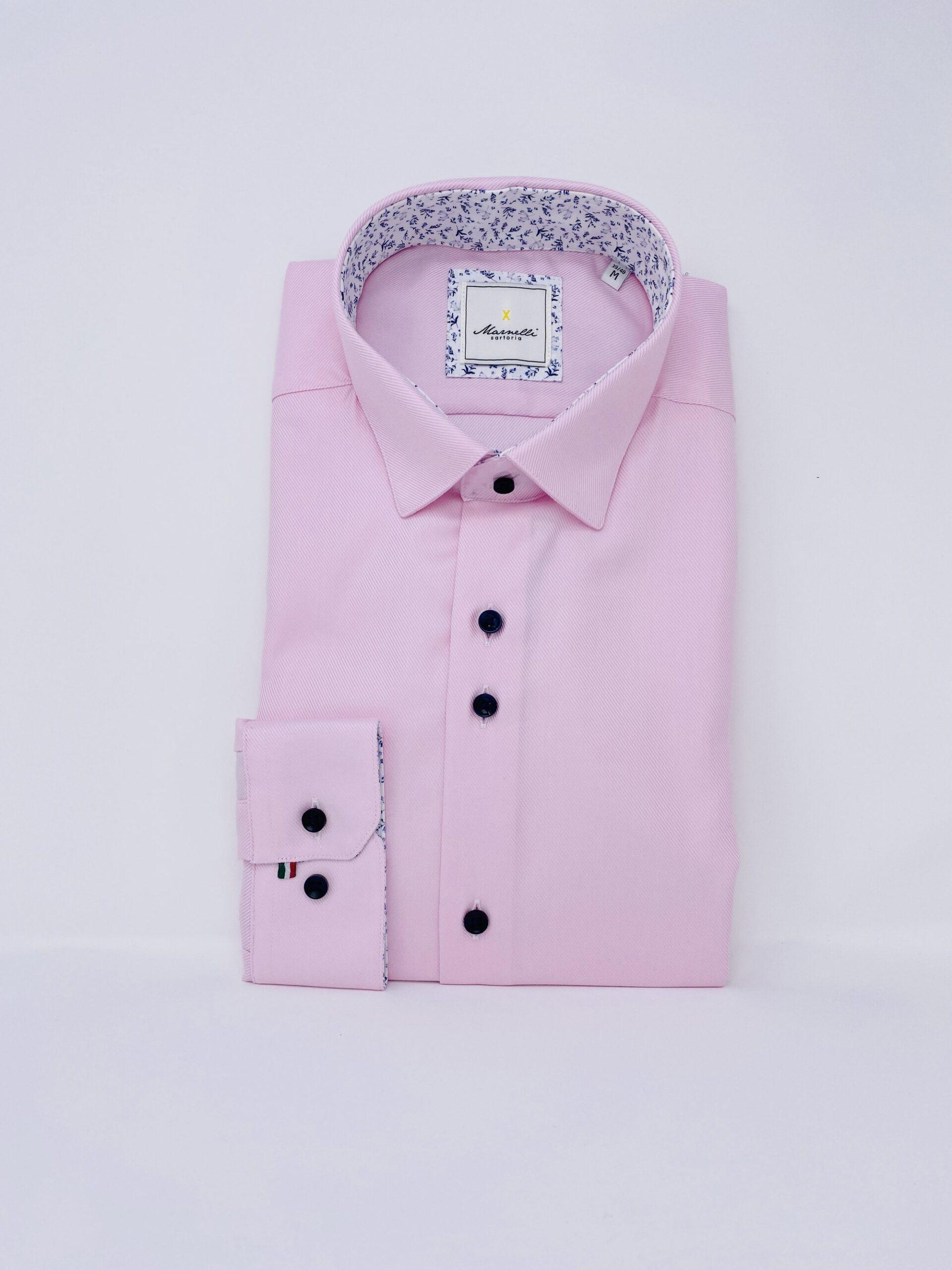 Marnelli | Pink Jack Shirt