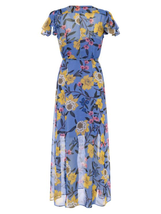 French Connection| Eloise Floral Midi Dress