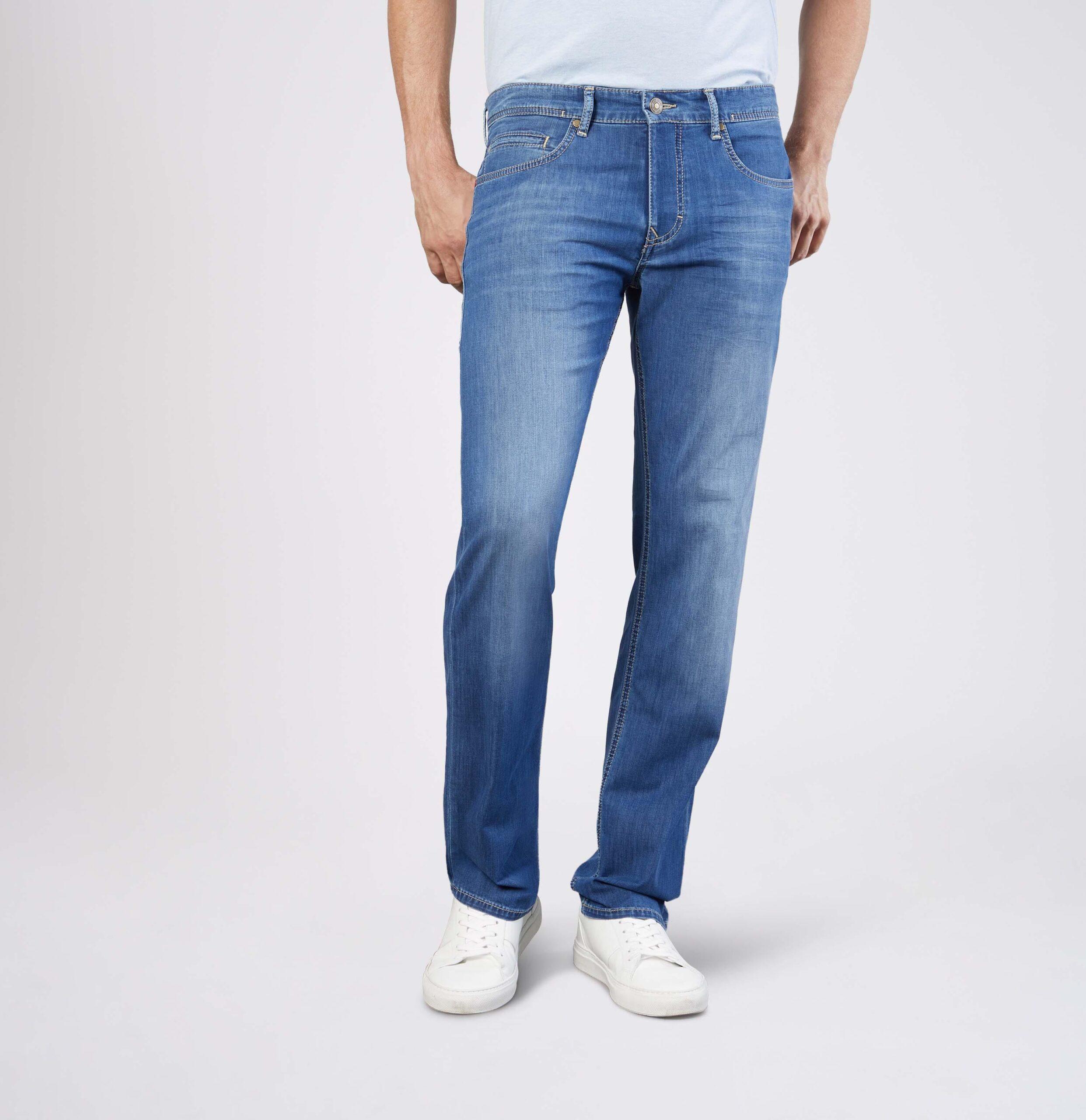 Mac Jeans | Arne Lightweight Straight Leg Jeans
