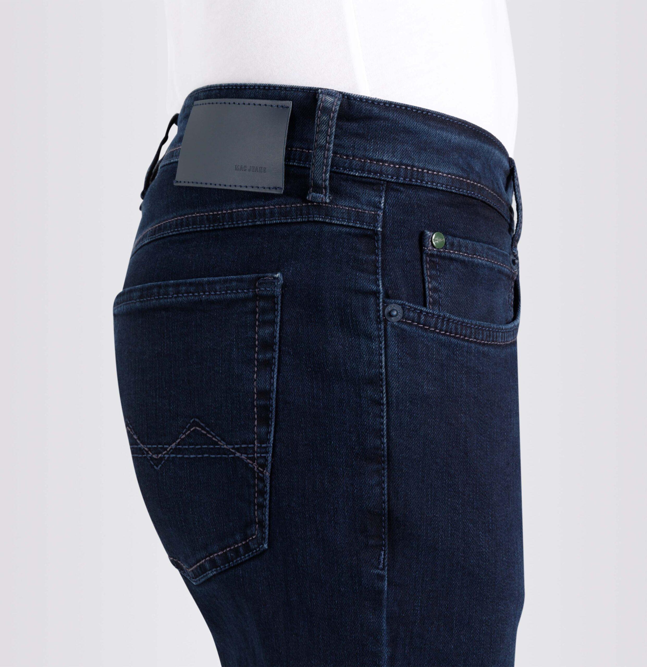 Mac Jeans | Blue Black Men's Jeans