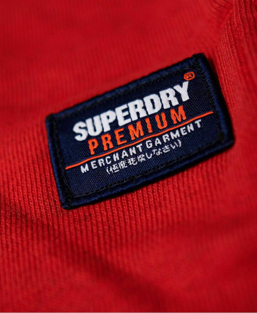 Superdry | Original Short in Red