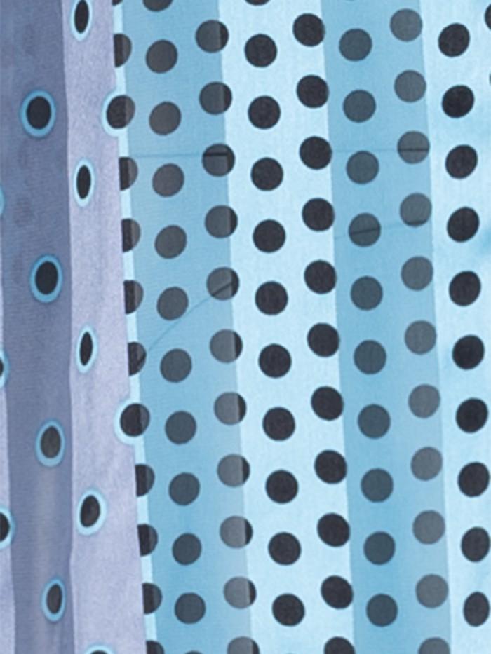 ANONYME | Blue Stripes & Dots Shirt