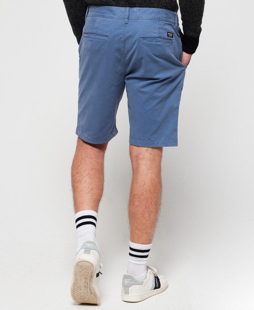 Superdry | International Slim Chino Short in Blue