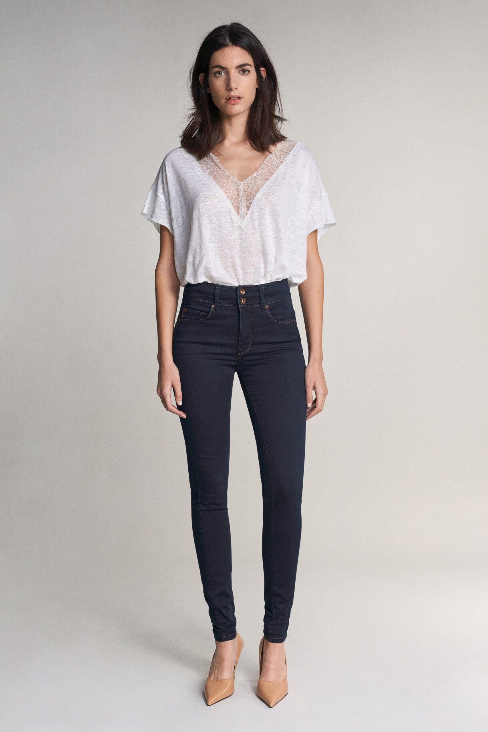 SALSA| Secret Push In Skinny Jeans