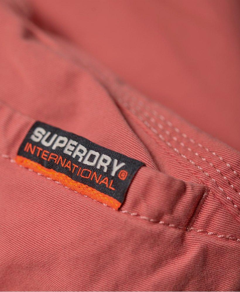 Superdry | International Slim Chino Coral