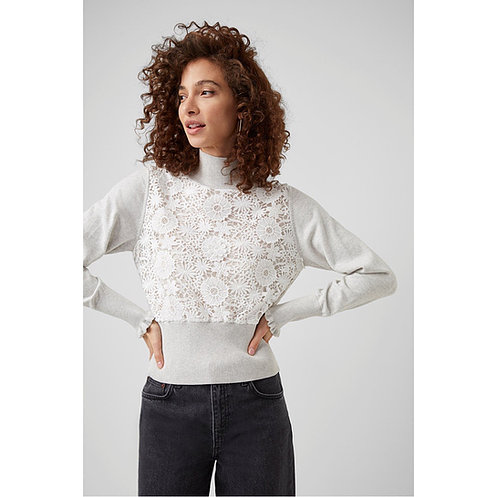 French Connection|  KADY LACE MOZART JUMPER