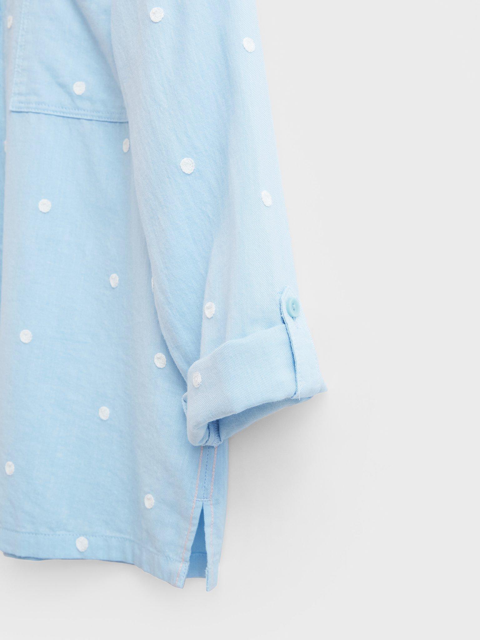 White Stuff | Emilia Organic Cotton Shirt