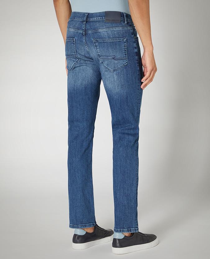 Remus Uomo | Rogan Straight Leg Jean