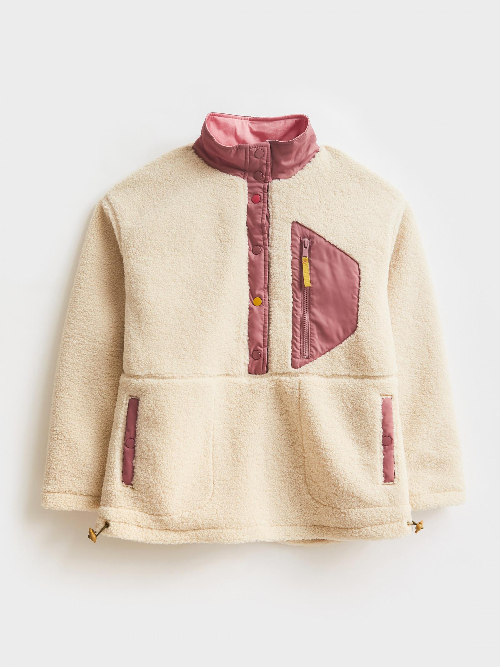 Ayla Borg Popover jacket