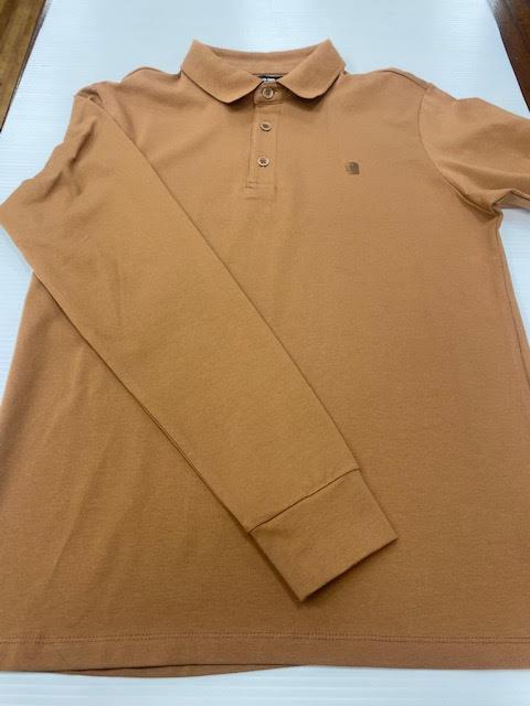 Remus   Long Sleeve Polo Shirt
